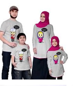 kaos-keluarga-muslim-terbaru